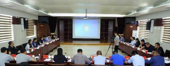 中国·河西走廊第八届有机葡萄美酒节筹备工作座谈会在武威举行