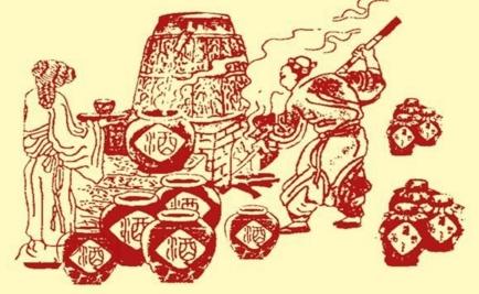 中国酒文化 关于中国酒的五个来源传说