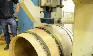 图解橡木桶生产全过程,你知道吗?