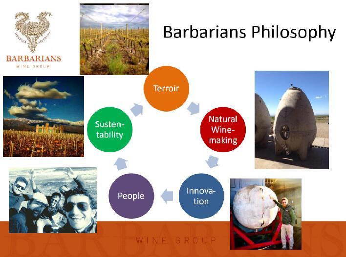 阿根廷Barbarians Wine集团 独具创新性的葡萄酒酒庄