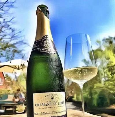 卢瓦尔河起泡酒在英国市场的出口量增长了34%