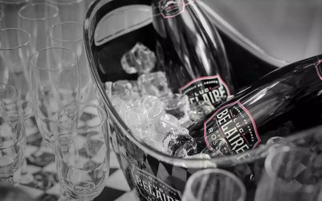 Belaire酒业作为美国最畅销的玫瑰酒 并评为全球十佳起泡酒