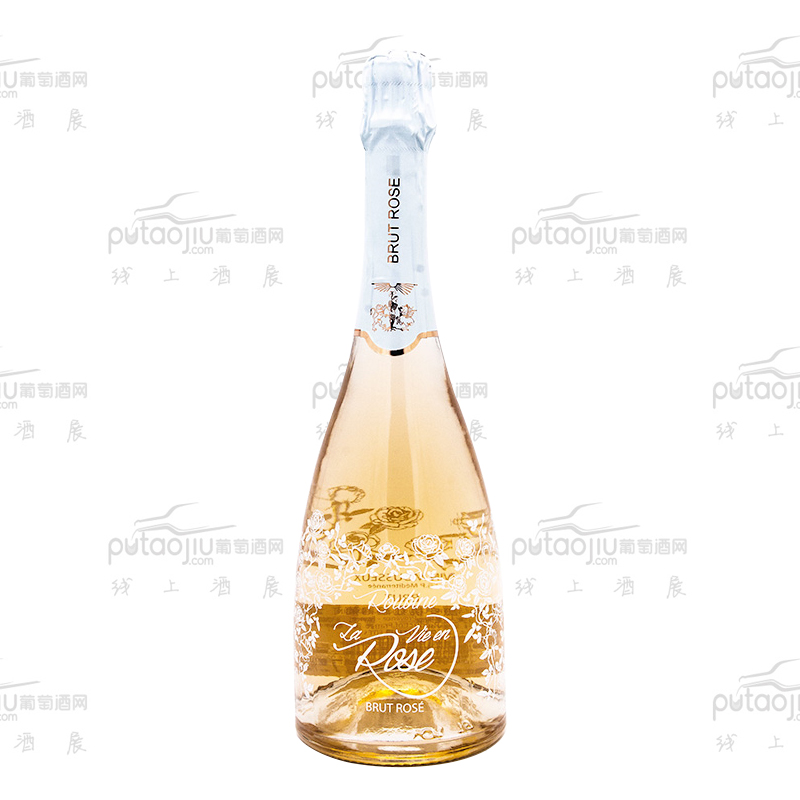 法国普罗旺斯柔缤酒庄混酿拉薇安AOC起泡葡萄酒
