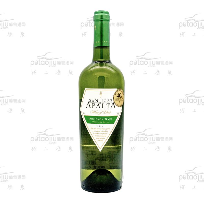 圣何塞阿帕塔品种级长相思白葡萄酒