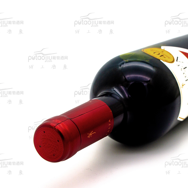 智利拉佩尔谷圣何塞阿帕塔梅洛品种极干红葡萄酒