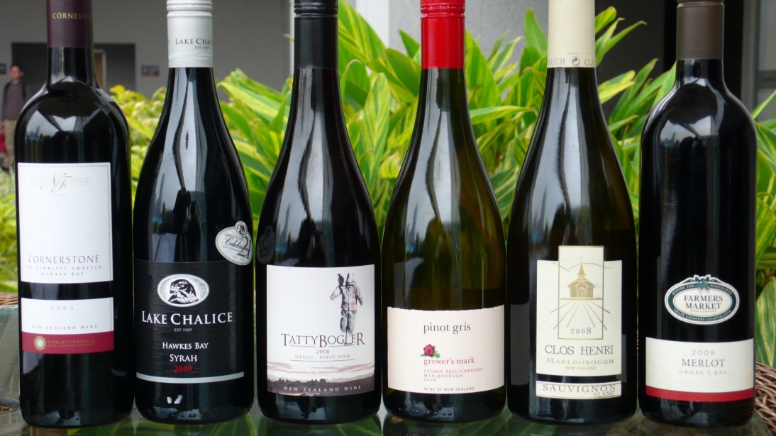 国内越来越流行的新西兰葡萄酒,这些你一定需要知道