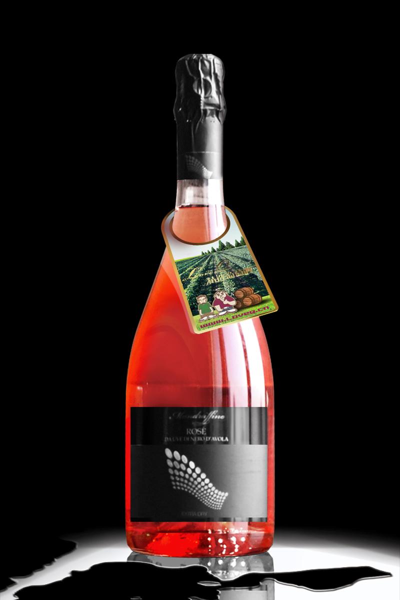 """口感最佳的桃红——放血法""""酿制的桃红"""