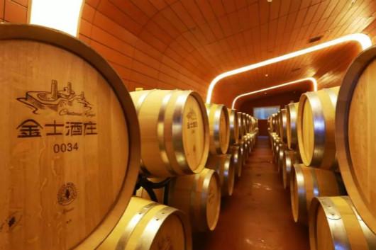 河北省政府领导到访考察金士国际葡萄酒庄