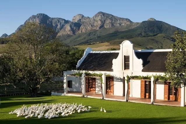 """""""醉人""""开普敦:南非最南端的诱惑--天阶美酒美景"""