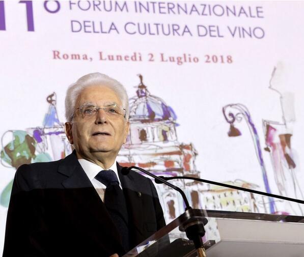 """第11届""""国际葡萄酒文化论坛""""日前在意大利罗马举行"""
