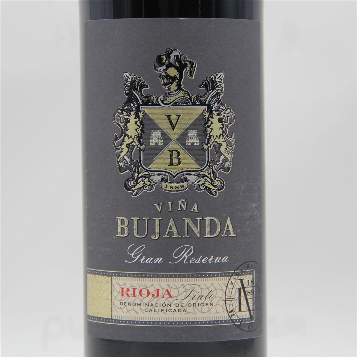 西班牙里奥哈宝运庄园丹魄特级珍藏干红葡萄酒
