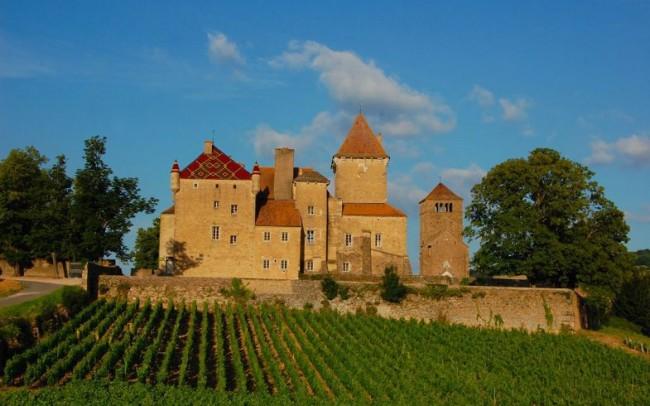 皮埃尔克洛斯酒庄(Chateau de Pierreclos)
