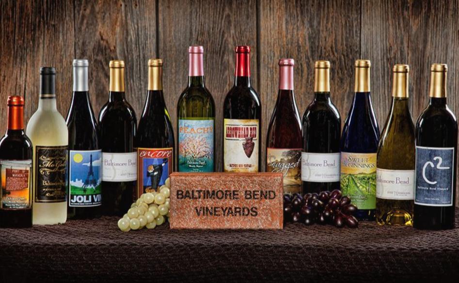 本德酒庄(Baltimore Bend Vineyard)