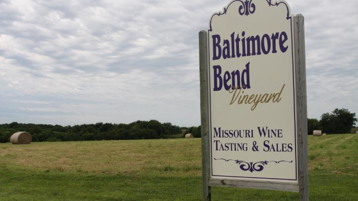 本德酒庄(Baltimore Bend Vineyard)