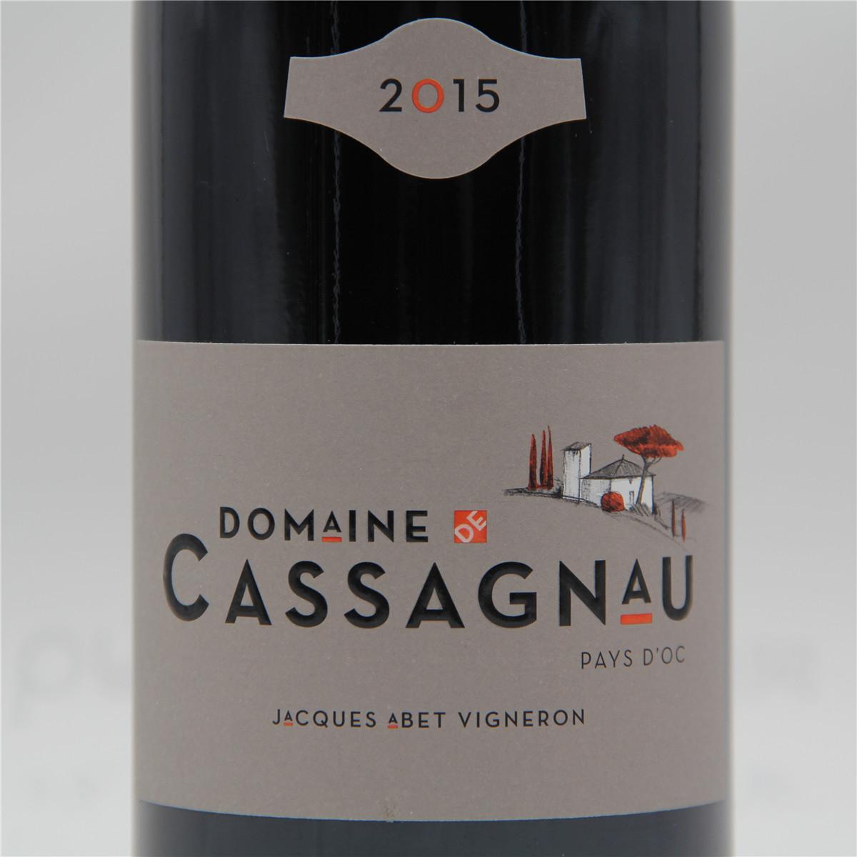 法国奥克地区卡萨尼奥酒庄混酿IGP干红葡萄酒