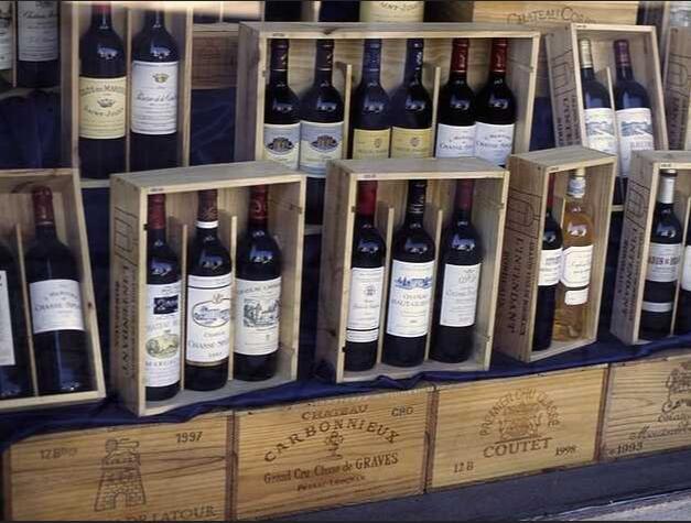 叙述美国葡萄酒行业的市场发展历史