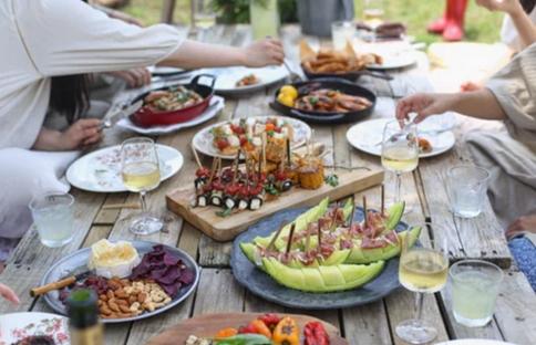 德国葡萄酒的夏季经典搭配