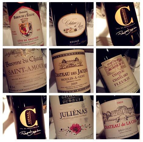 赵晓娟:品鉴博若莱10大顶级葡萄园葡萄酒