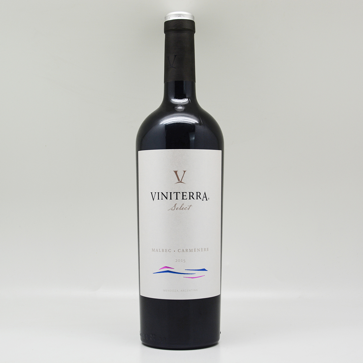维尼特精选马尔贝克佳美娜红葡萄酒