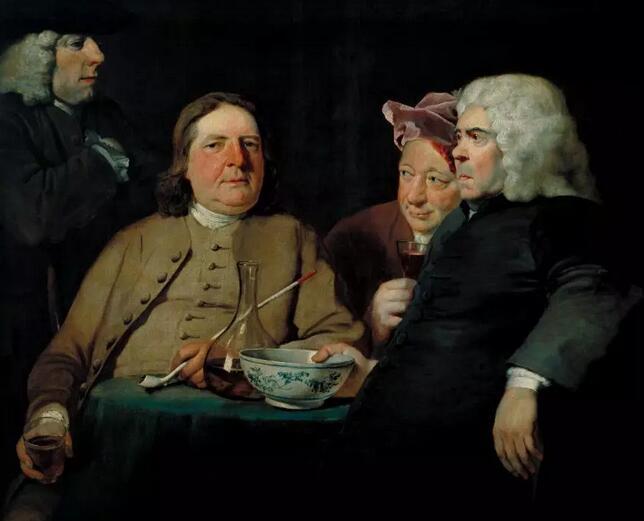 时间记忆: 波特酒与英国贵族传统