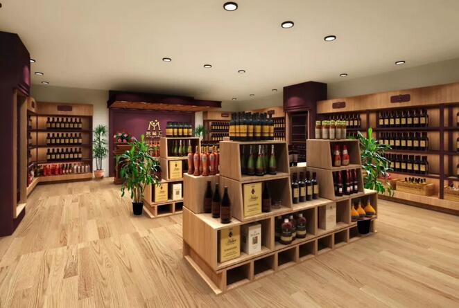1年内河南开11家葡萄酒终端,我信奉:小区域,高占有的策略