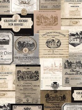 理解香槟法语标签的字母和数字