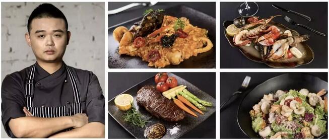 首位上榜意大利权威葡萄酒餐厅指南《大红虾》的华人厨师即将亮相上海美酒美食展