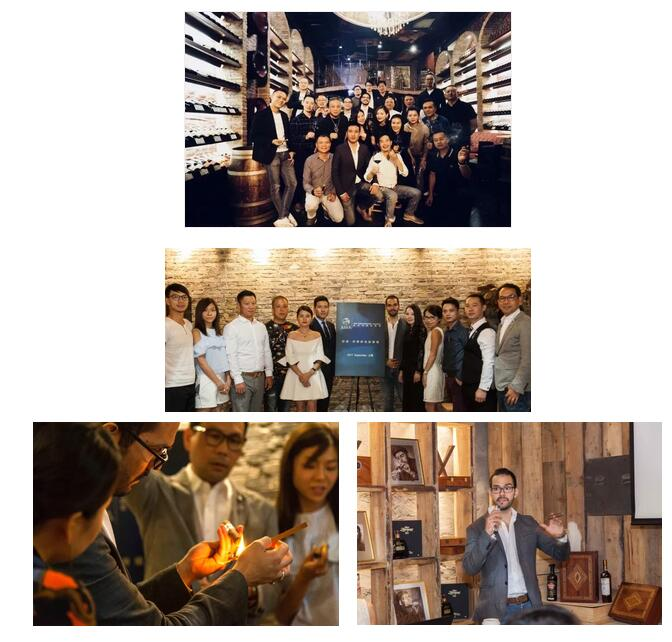 重磅 | 国际侍烟师协会两大创始人亲临上海,给你一场雪茄+葡萄酒+威士忌搭配的饕餮体验