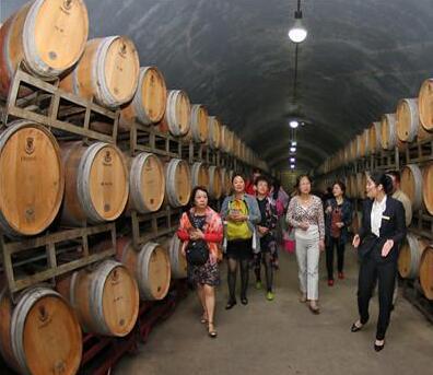 烟台葡萄酒企业数量达到162户