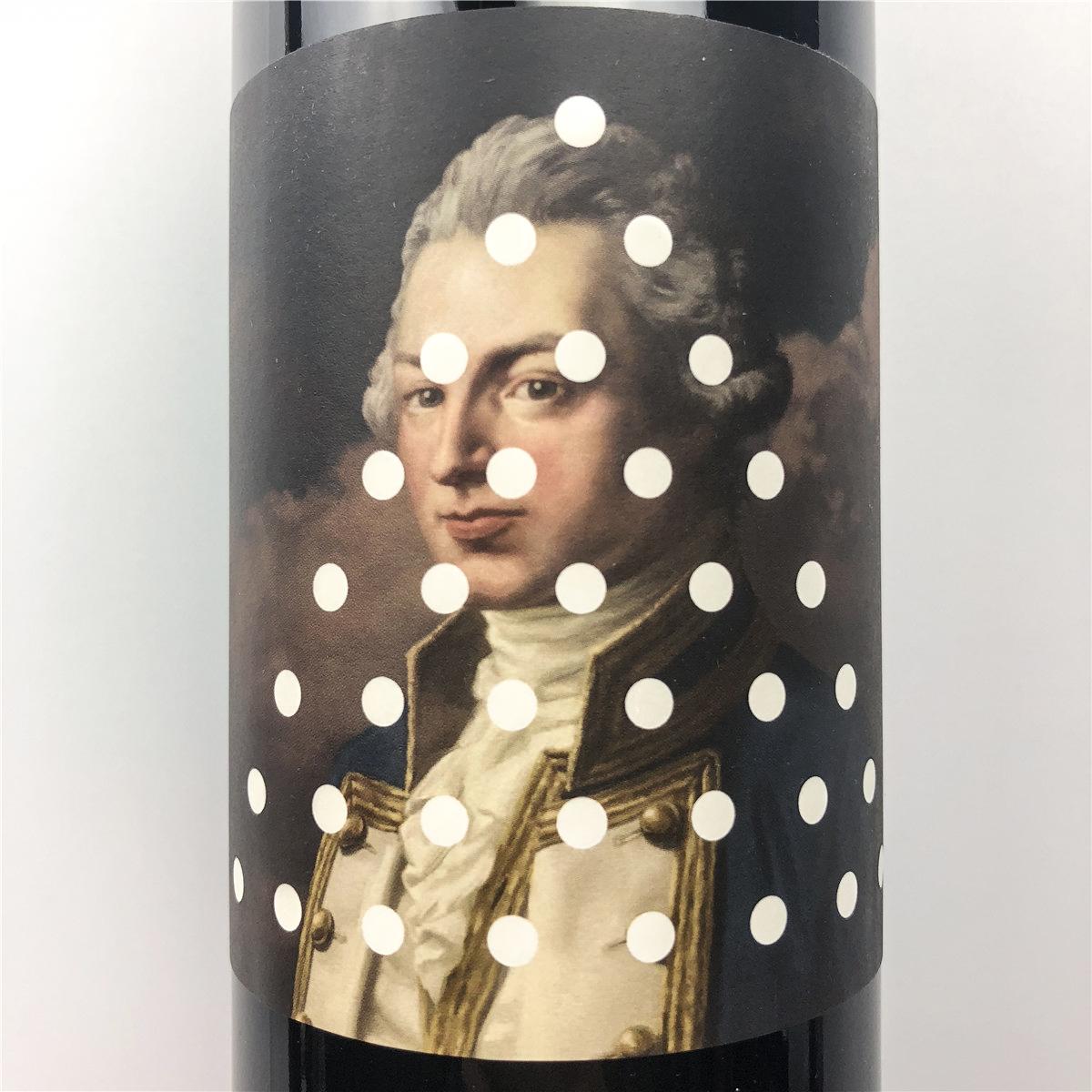 澳爵酒庄黑鸟干红葡萄酒 2016