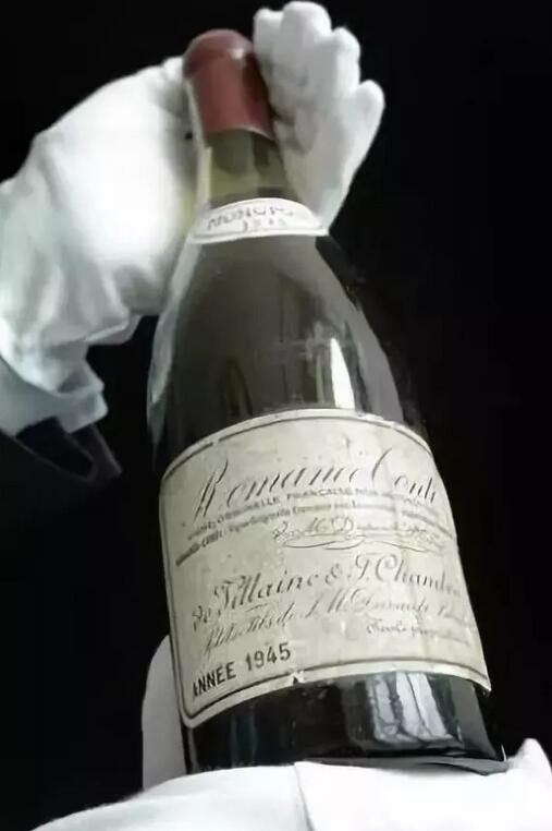 386万人民币!45年康帝超越拉菲,问鼎世界最贵葡萄酒!