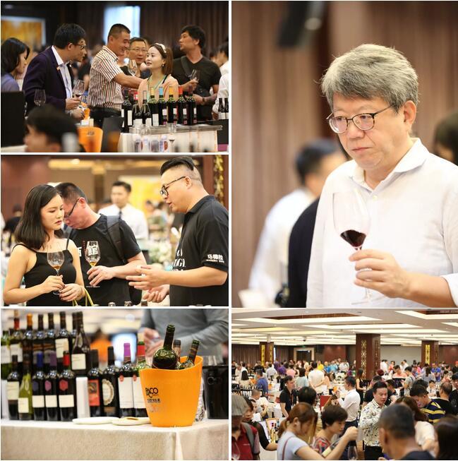 2019萄酒汇&G100全国60场巡展,助你的葡萄酒脱颖而出!