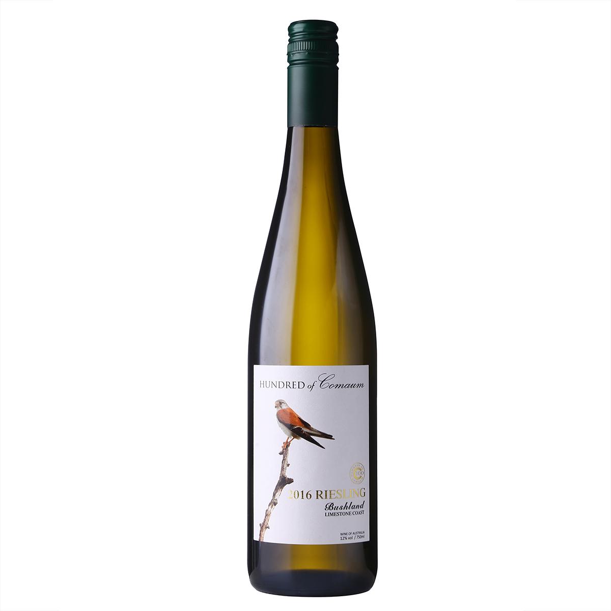 澳大利亚古口一百号酒业集团丛林系列 2016雷司令白葡萄酒