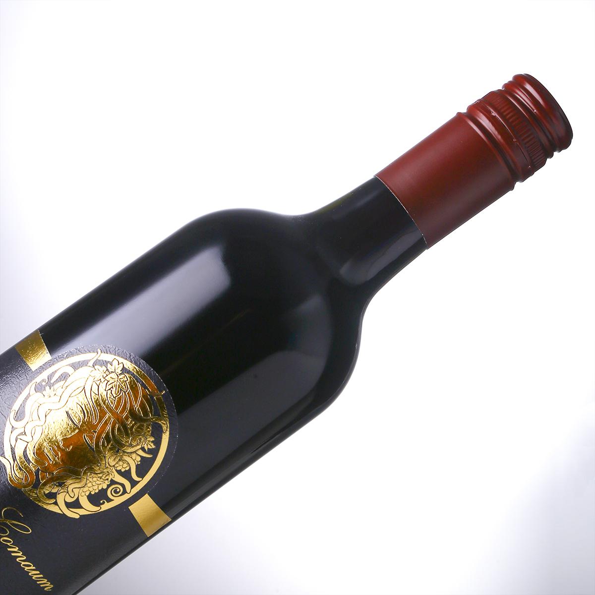澳大利亚古口一百号酒业集团美杜莎系列 2014 库纳瓦拉赤霞珠