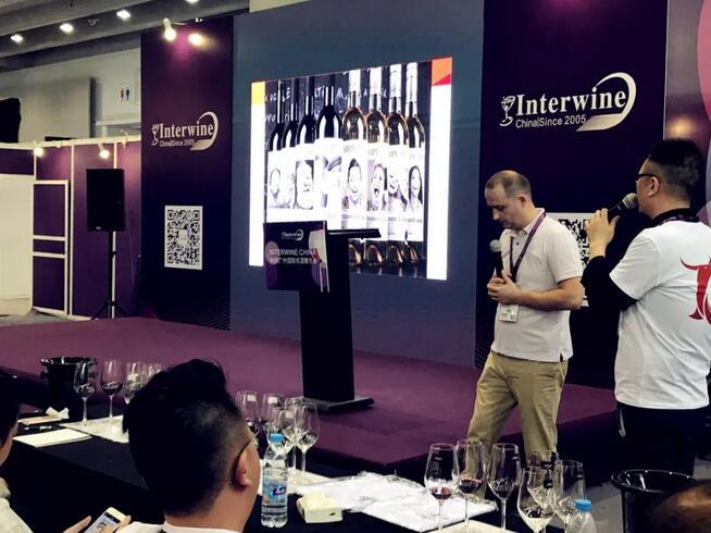 世代相传的酿酒方法与现代科技的激情碰撞,摩尔多瓦葡萄酒在21届 Interwine取得巨大成功