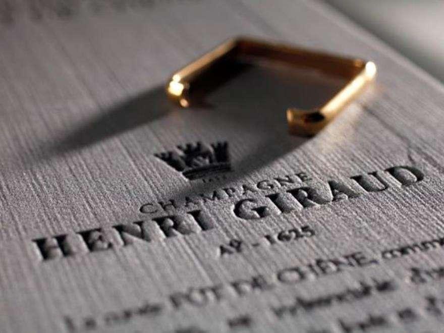 Henri Giraud酒庄推出限量版香槟