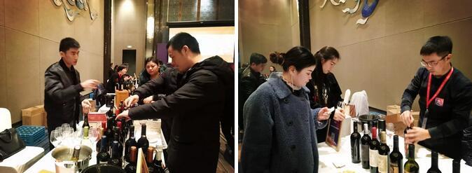 12月13日,宁波保税区进口商品巡展在江西上饶举行