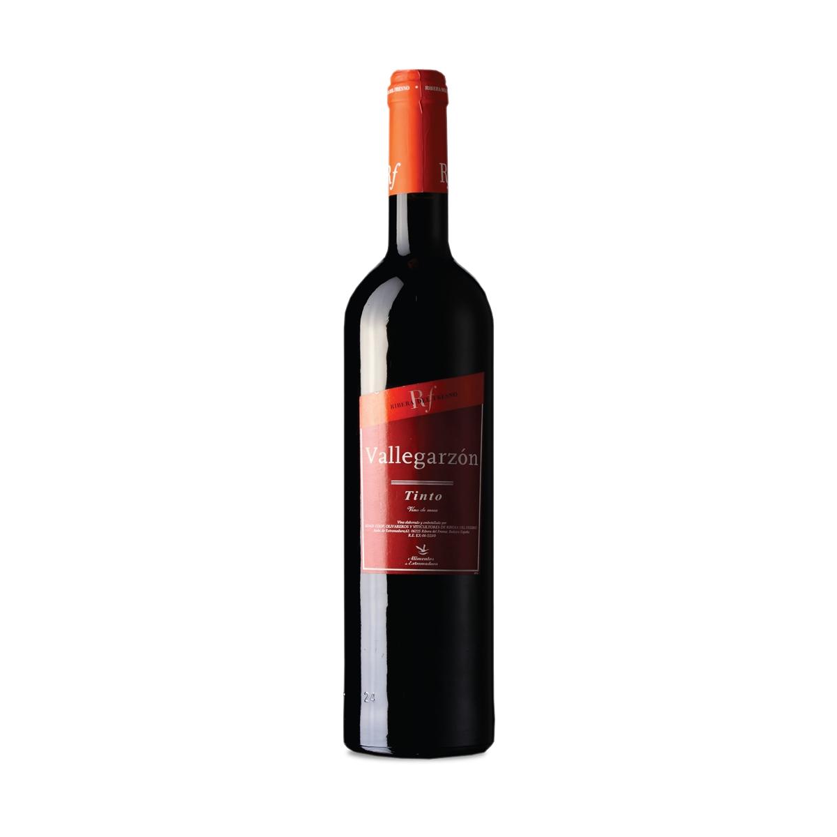 加尔松谷红牌干红葡萄酒