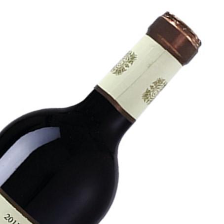 法国波尔多梅多克十字女神庄园梅洛马尔贝克AOC干红葡萄酒