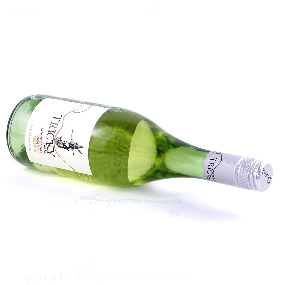 旺兔霞多丽维欧尼白葡萄酒