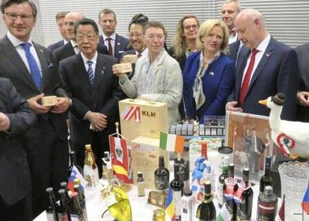 由于EPA协定生效,日本企业下调欧洲产葡萄酒价格