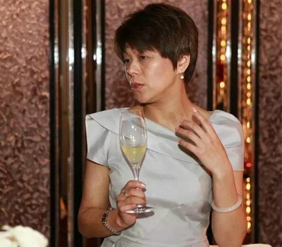 专访香槟委员会中国代表王蔚女士