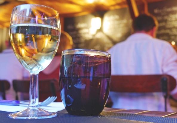 不同类型的强化葡萄酒