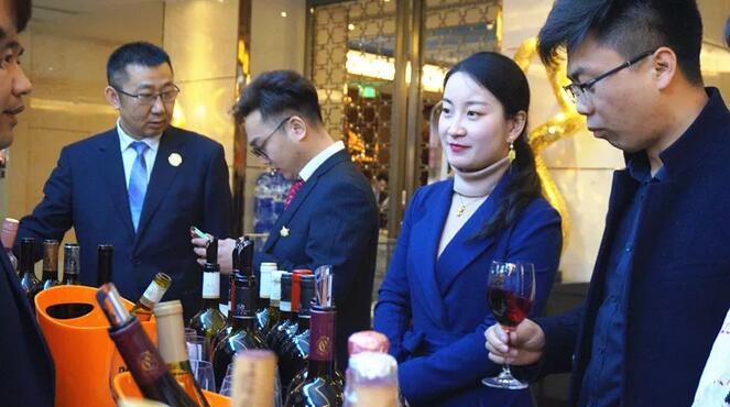 春糖酒店展开展,贺兰山东麓银川葡萄酒产区盛装亮相