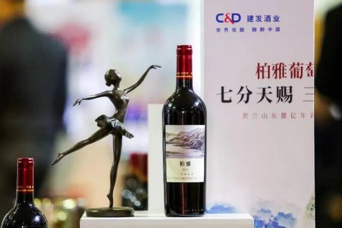 """建发酒业陈旭光:打造""""柏雅""""为国产好酒塑品牌,我们不会缺席!"""