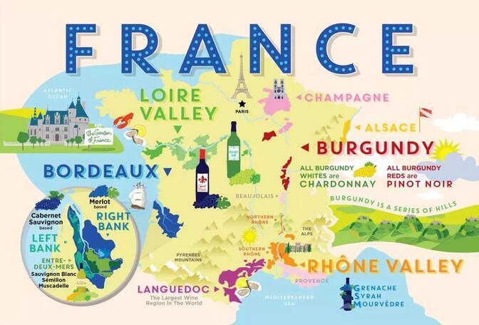 6月3-5日 Interwine | 葡萄酒原产国那么多,到底哪国酒最具特色?