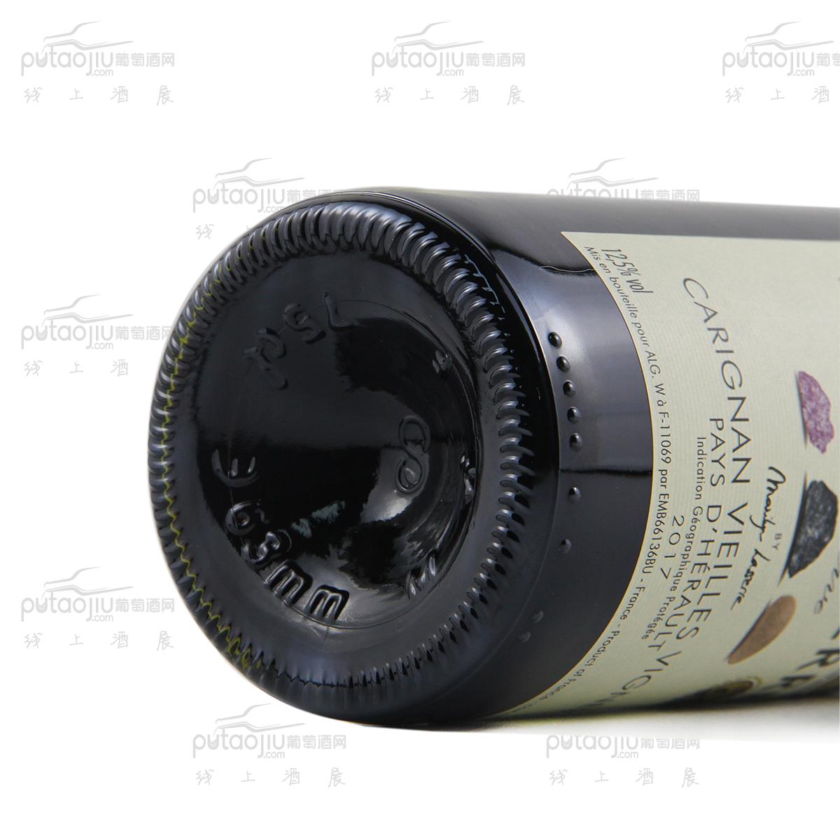 大地珍藏-60年老藤佳丽酿红葡萄酒