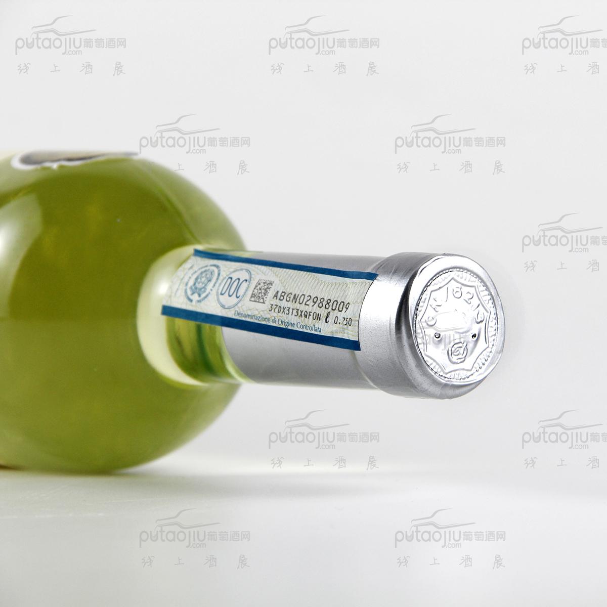意大利皮埃蒙特威斯蒙特柯蒂丝干白葡萄酒