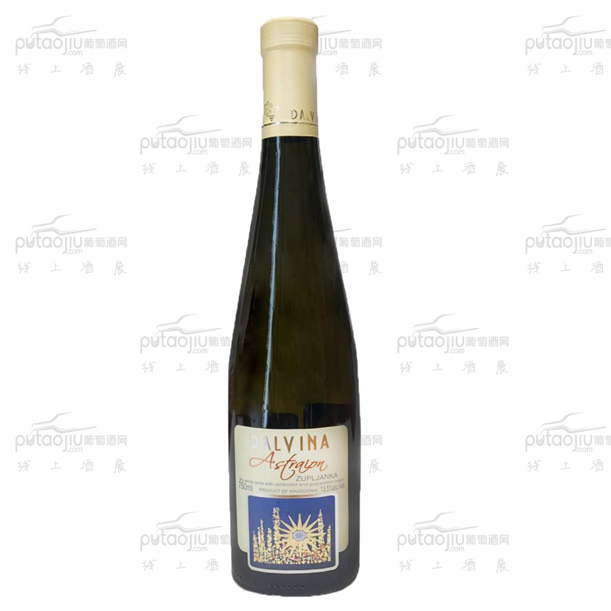 戴维娜朱普良卡干白葡萄酒