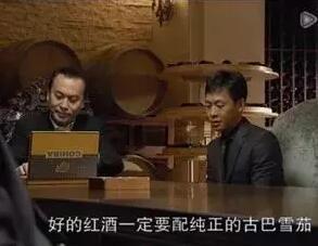 国产电视剧有哪些让人笑喷的葡萄酒梗?